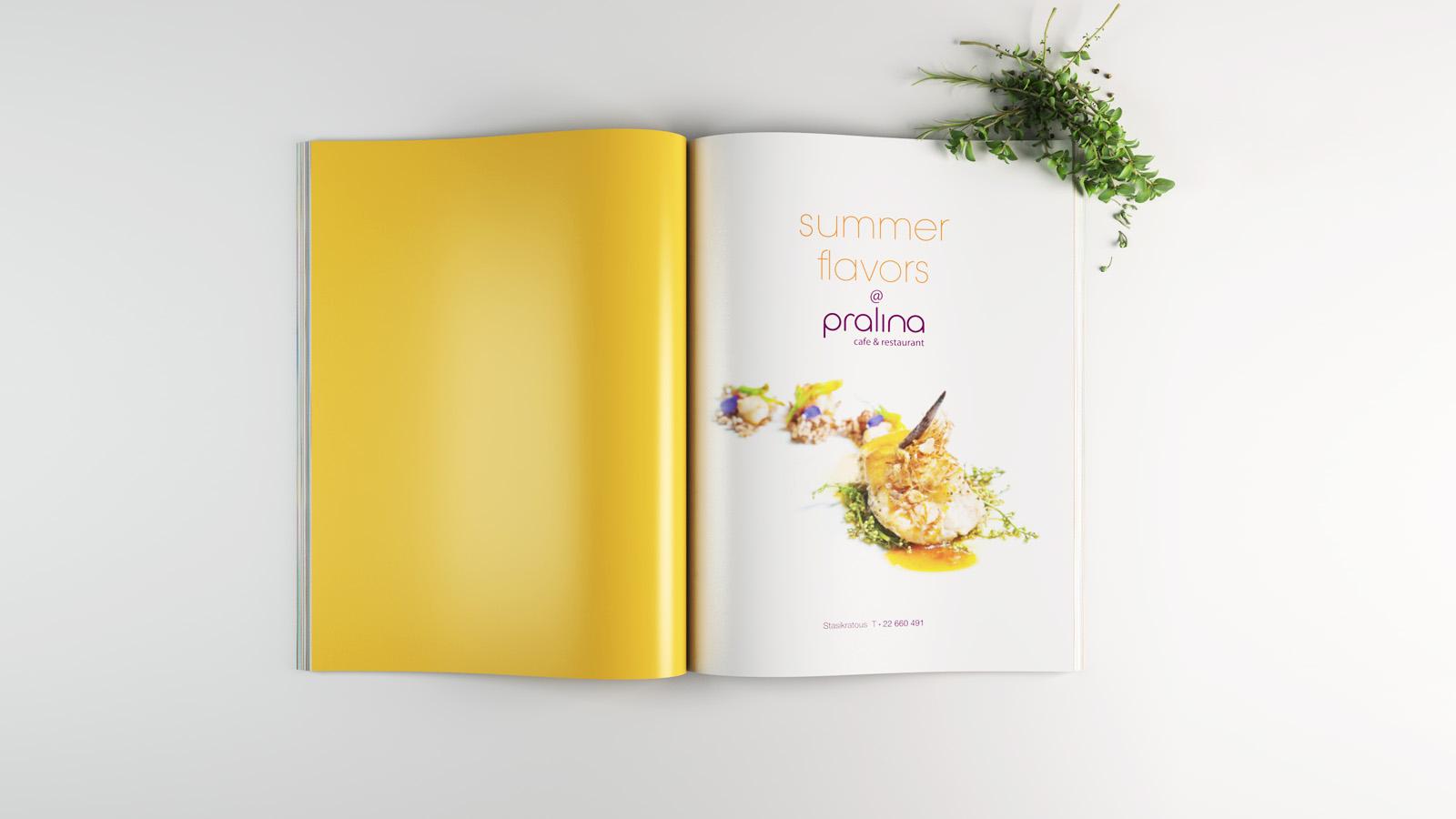 Pralina Campaign